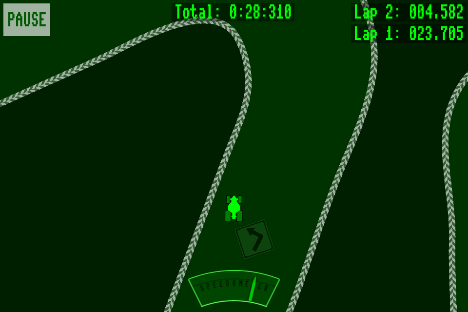 Screenshot l33t Racer