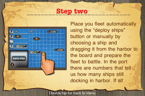 Screenshot Battle at Sea: Old Alert