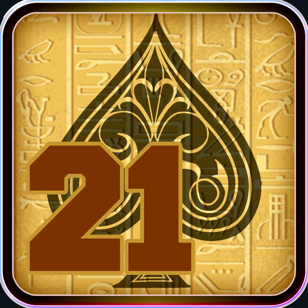 Egypt Blackjack PRO Las Vegas Card Game Of Skill