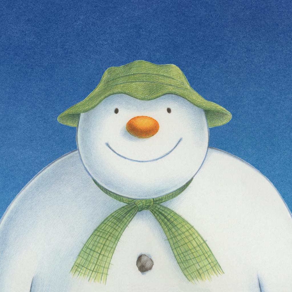 The Snowman & The Snowdog 2014